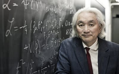 "MICHIO KAKU assicura: ""Ho la prova scientifica che DIO esiste""!"