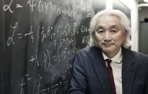 """MICHIO KAKU assicura: """"Ho la prova scientifica che DIO esiste""""!"""