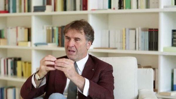 """Brunello Cucinelli: """"Da ricco posso dirvi che i soldi non danno serenità all'anima. Solo il Creato ci riesce"""""""