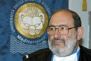 Umberto Eco, uomo di cultura. Cosa c'entra 1 Corinzi 1-2?