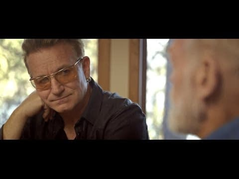 Bono & Eugene Peterson   THE PSALMS
